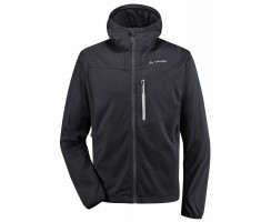 Mens Durance Hooded Jacket black